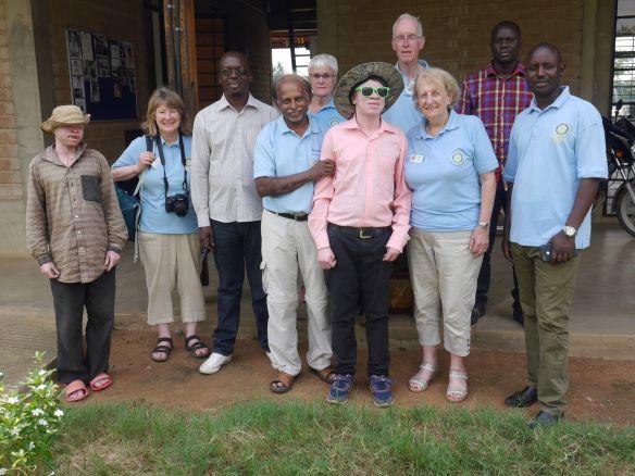 Members of the Doctors Fellowship
